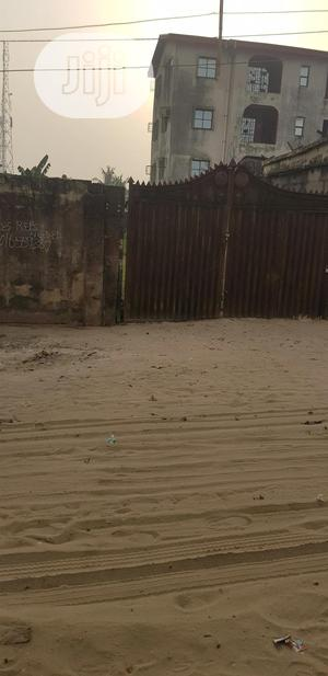 A Plot Of Land And 6units Of 2bedrm(Roofing Level) For Salel | Land & Plots For Sale for sale in Lagos State, Ikotun/Igando