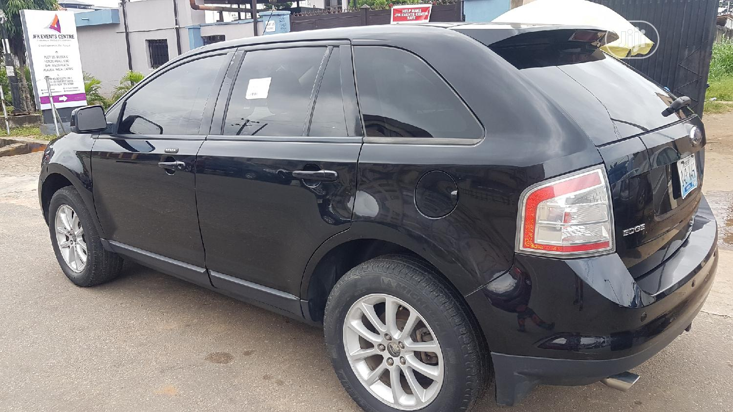 Ford Edge 2008 Black | Cars for sale in Ikeja, Lagos State, Nigeria