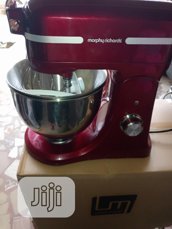 Morphy Richard Original 5litres Cake Mixer.2 Bowl,1000watts.   Kitchen Appliances for sale in Ojo, Lagos State, Nigeria
