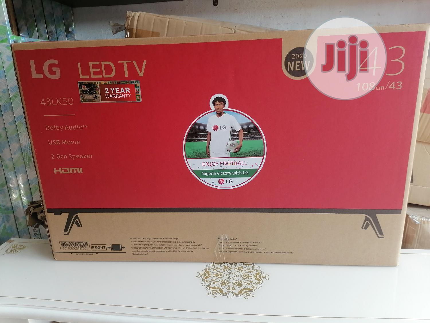"""43"""" High Quality LG Television. 
