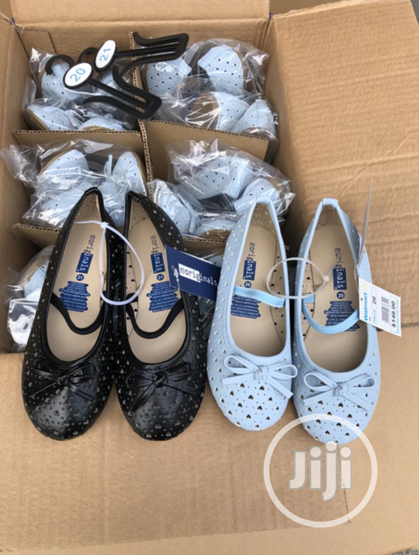 Beautiful US Girls Shoes