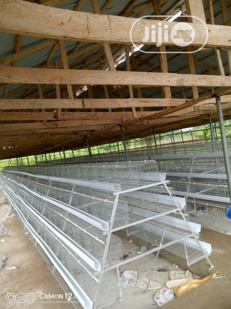 Four Tiers Deluxe Cage | Farm Machinery & Equipment for sale in Oluyole, Oyo State, Nigeria