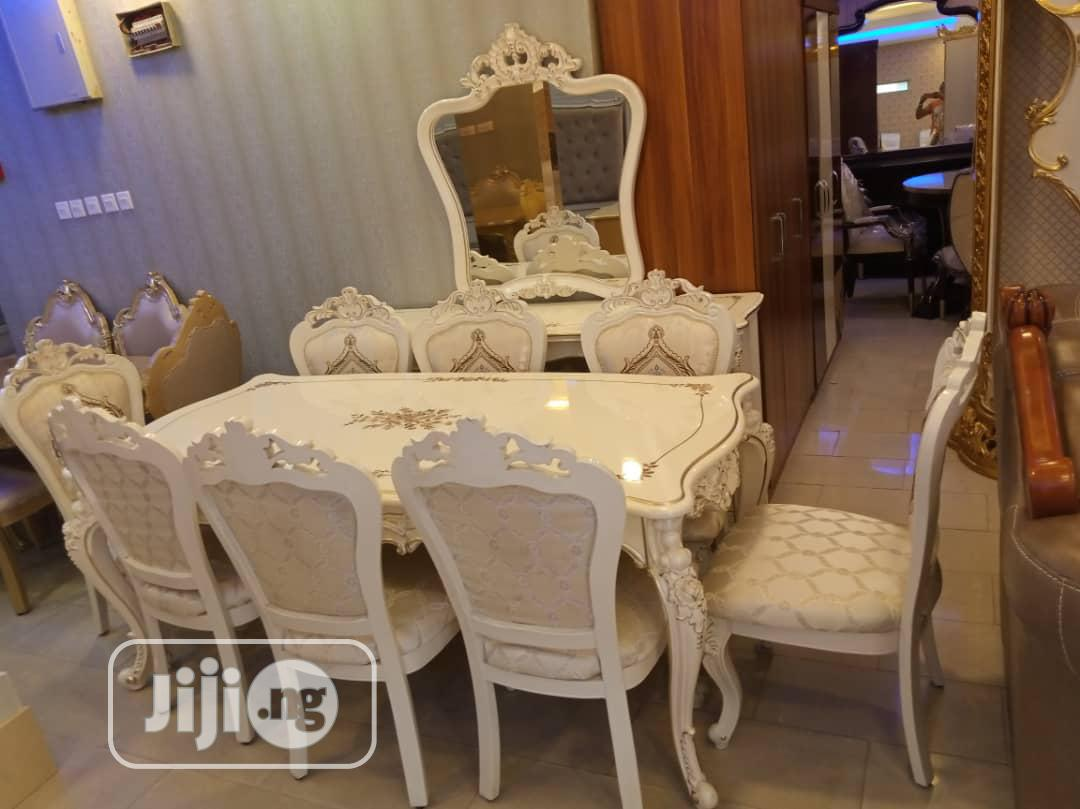 High Quality Royal Complete Set Dining By 8
