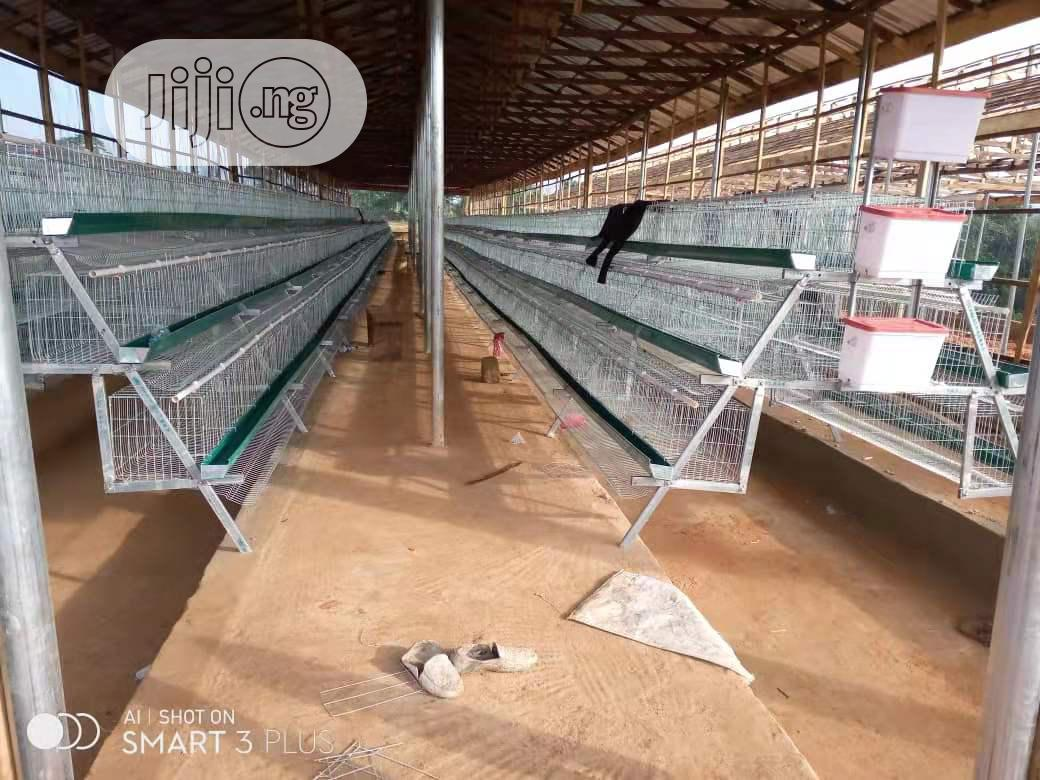 Brand New Imported Cage | Farm Machinery & Equipment for sale in Ikorodu, Lagos State, Nigeria
