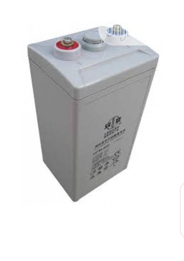 Rubitec 2V/500ah Battery
