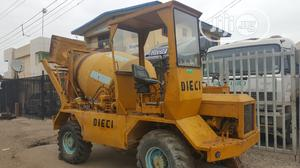 Foreign Used 3.5cubic Self Loader Concrete Mixer DIECI | Heavy Equipment for sale in Lagos State, Apapa