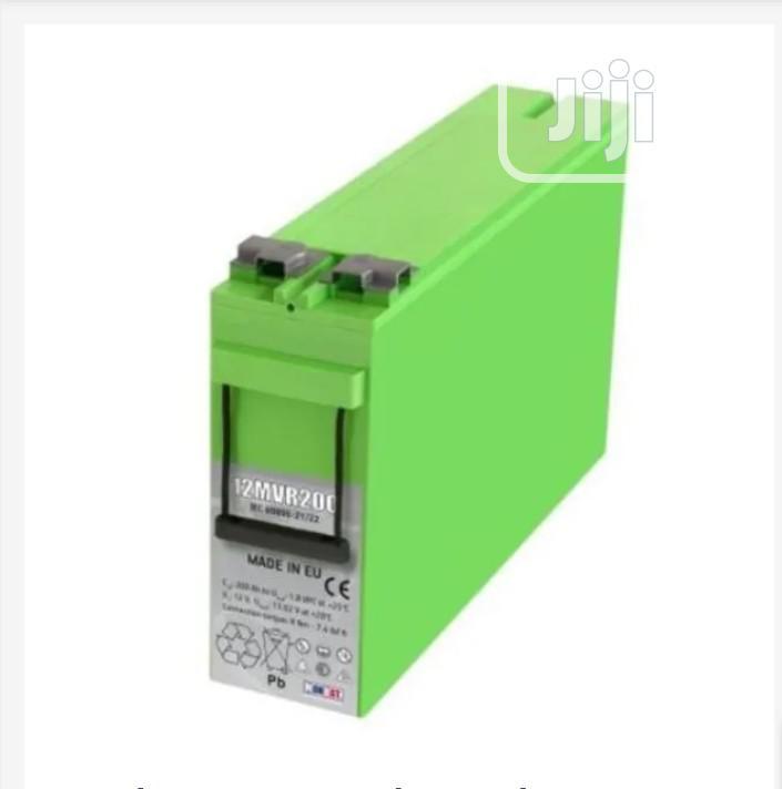 Archive: Monbat 12v 200ah Monbat Inverter Battery