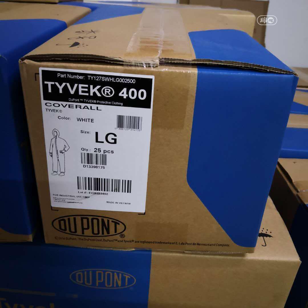 Original Tyvek 400 Coverall(Dupont)
