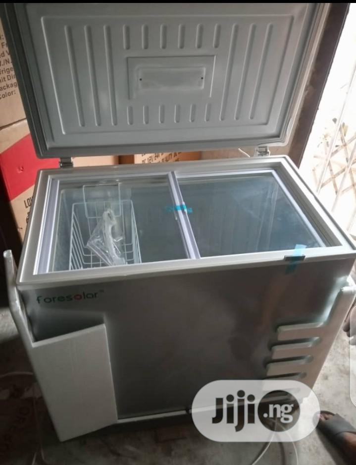 Foresolar Solar Fridge