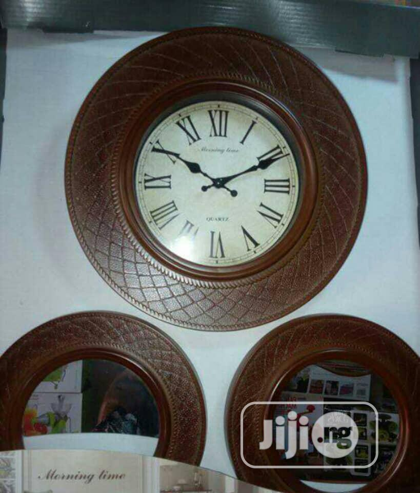 Wall Clocks | Home Accessories for sale in Lagos Island (Eko), Lagos State, Nigeria