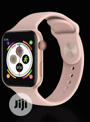 F10 Smartwatch, Fitness Tracker And HR Monitor | Smart Watches & Trackers for sale in Lagos State, Agege