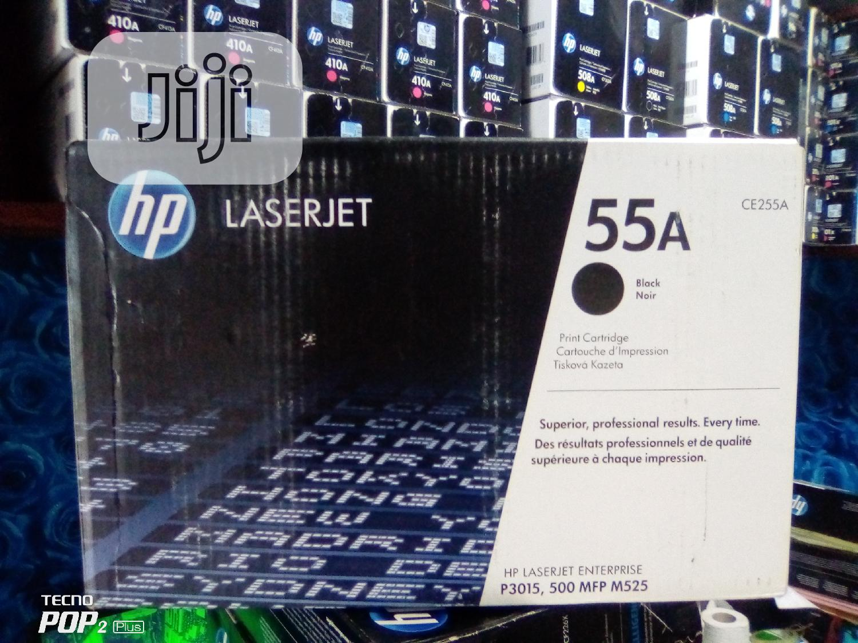 HP 55a Black Toner Cartridge