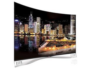 LG Cinema 3D Oled TV Ea9880 Curve | TV & DVD Equipment for sale in Lagos State, Ajah