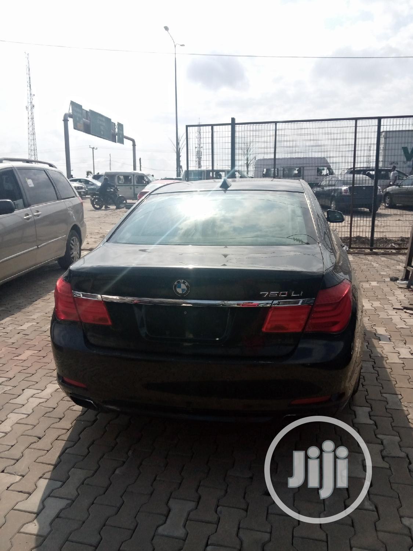 BMW 7 Series 2010 Black | Cars for sale in Ajah, Lagos State, Nigeria