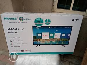 """Hisense 43"""" Smart TV Series 6   TV & DVD Equipment for sale in Lagos State, Ojo"""