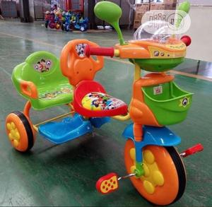 Manual 2 Seater Bicycle Ride for Ages 1-6yrs | Toys for sale in Lagos State, Lagos Island (Eko)