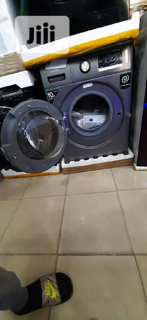 Hisense Washing Machine Automatic 10kg Dryer | Home Appliances for sale in Abuja (FCT) State, Central Business District