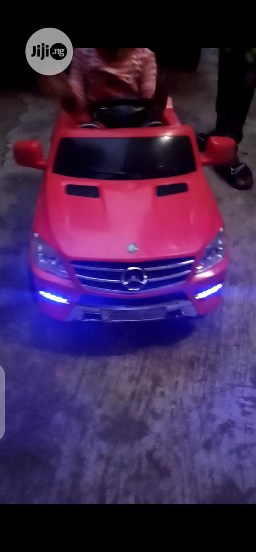 Tokunbo Uk Used Mercedes Benz Toy Car