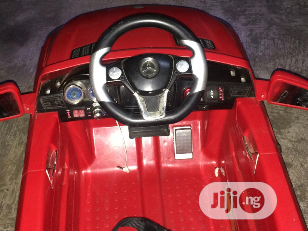 Tokunbo Uk Used Mercedes Benz Toy Car | Toys for sale in Ikeja, Lagos State, Nigeria