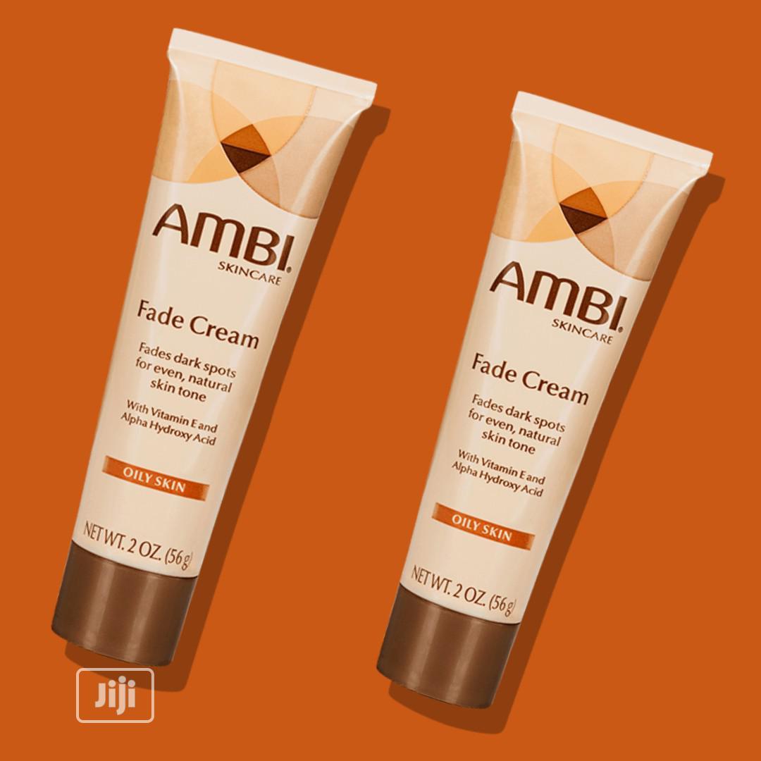 Archive: AMBI Fade Cream for Oily Skin