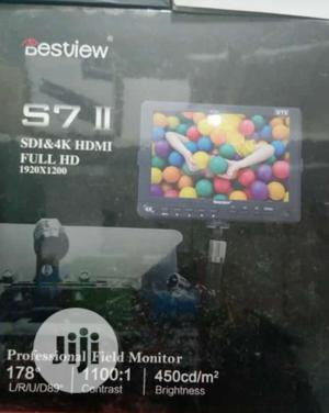 SDI/HDMI Monitor 4k   Accessories & Supplies for Electronics for sale in Lagos State, Ojo