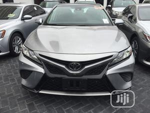 Toyota Camry 2019 XSE (2.5L 4cyl 8A) Silver | Cars for sale in Lagos State, Ikeja