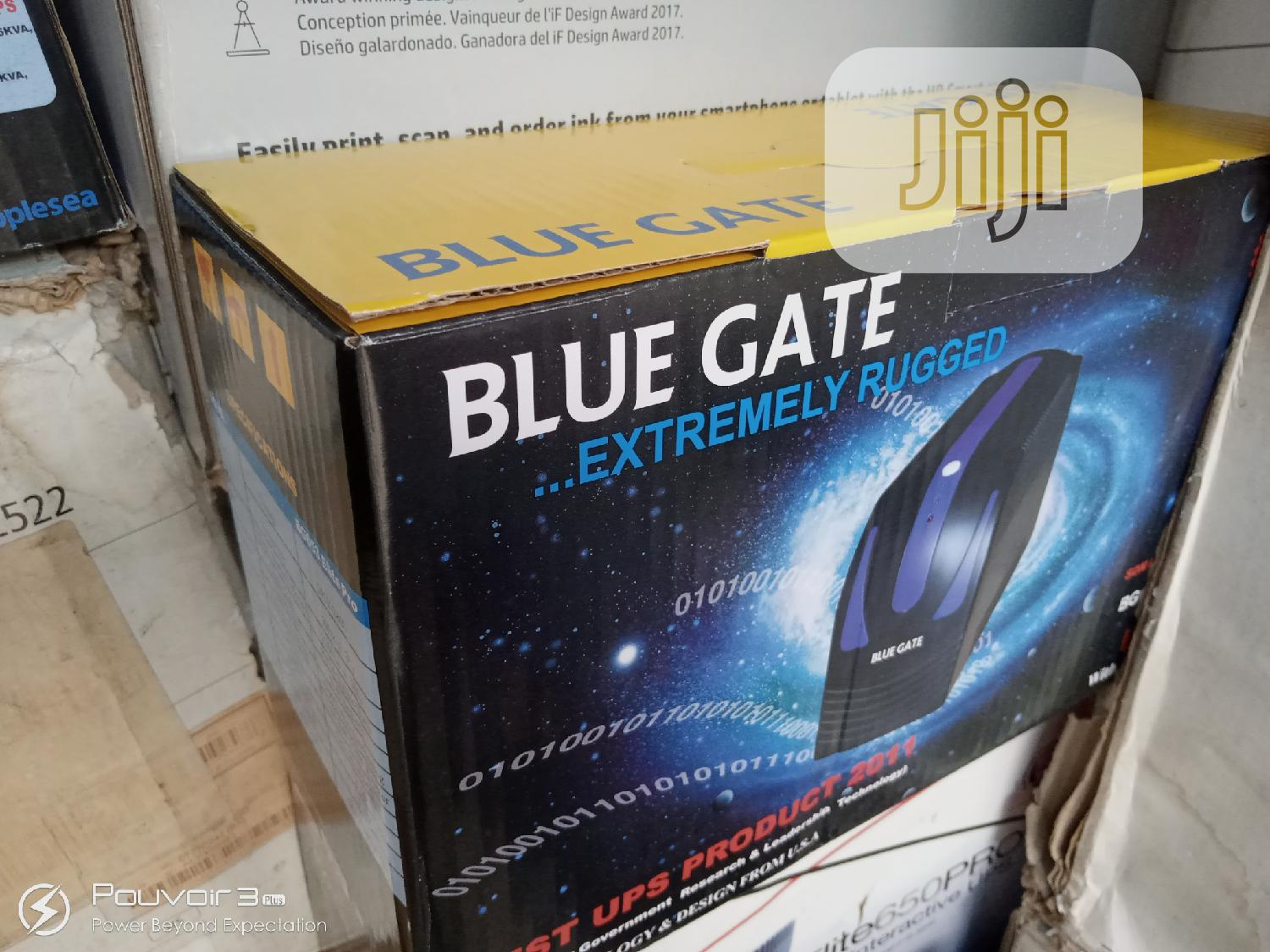Bluegate UPS 1.2 | Computer Hardware for sale in Ikeja, Lagos State, Nigeria