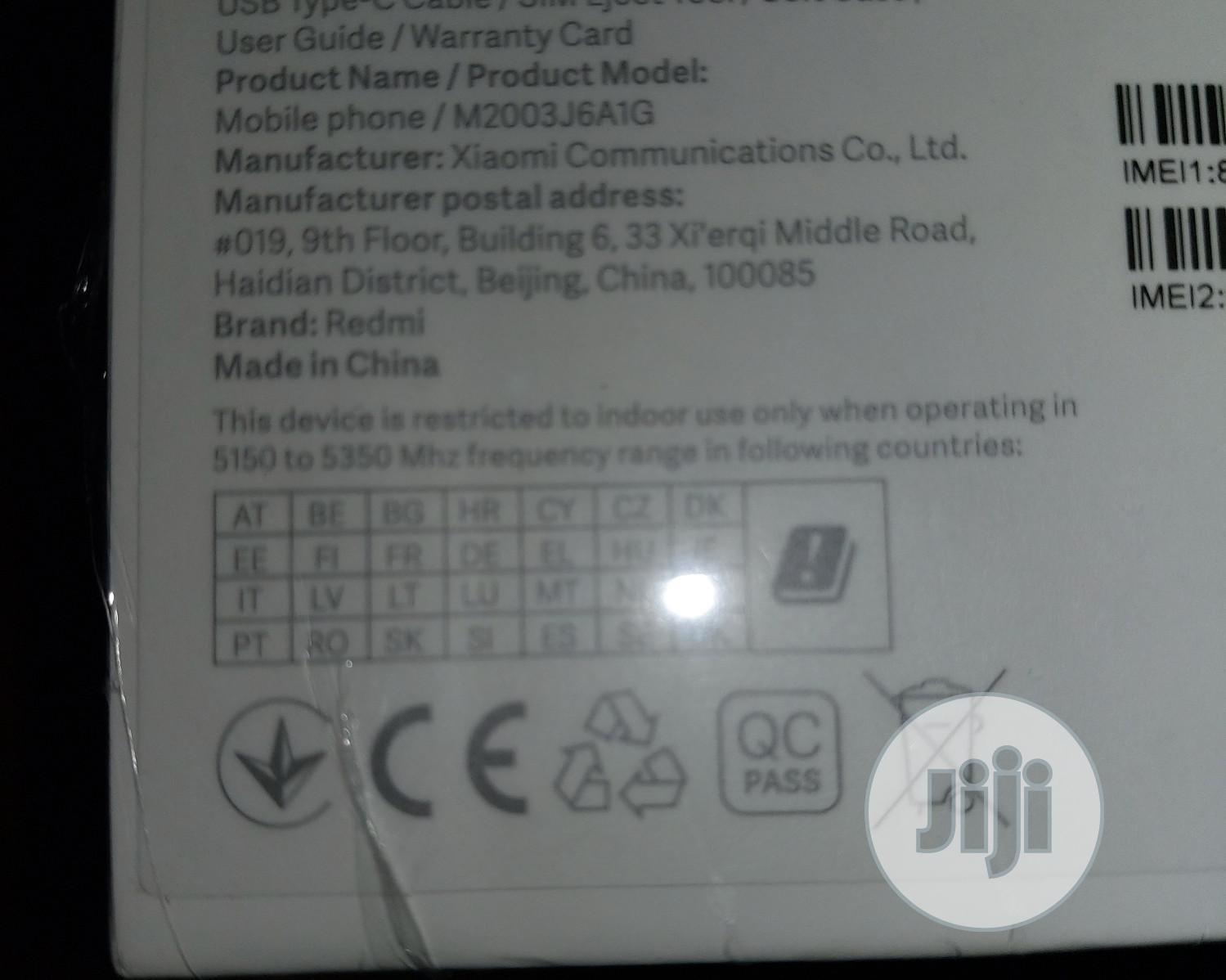 Archive: New Xiaomi Redmi Note 9S 128 GB