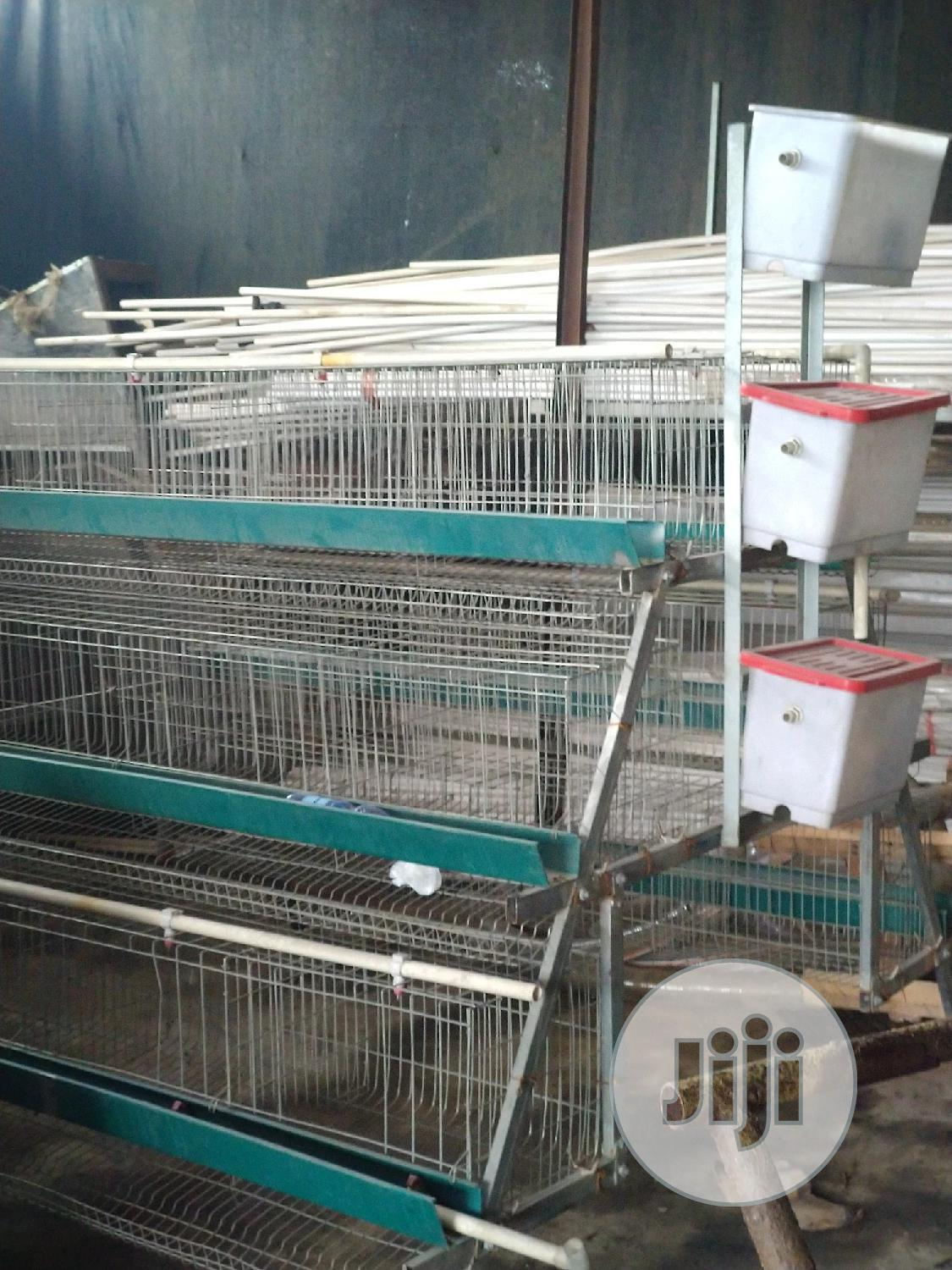 Archive: Brand New Imported Cage