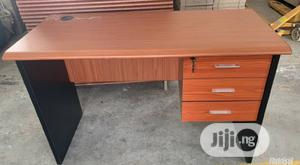 Office Table With Three Drawers   Furniture for sale in Rivers State, Port-Harcourt