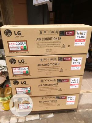 LG Split Unit 1.5 Horse Power Air Conditioners | Home Appliances for sale in Lagos State, Ojo