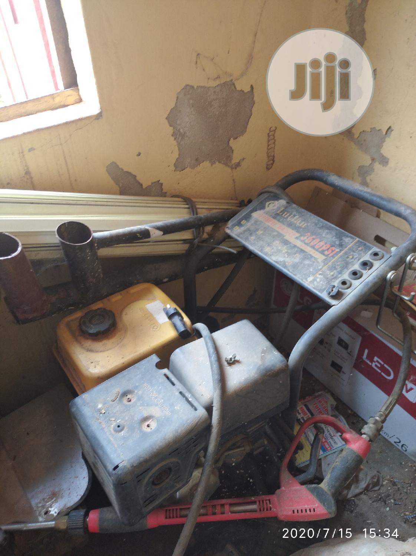 Archive: Car Wash Machine