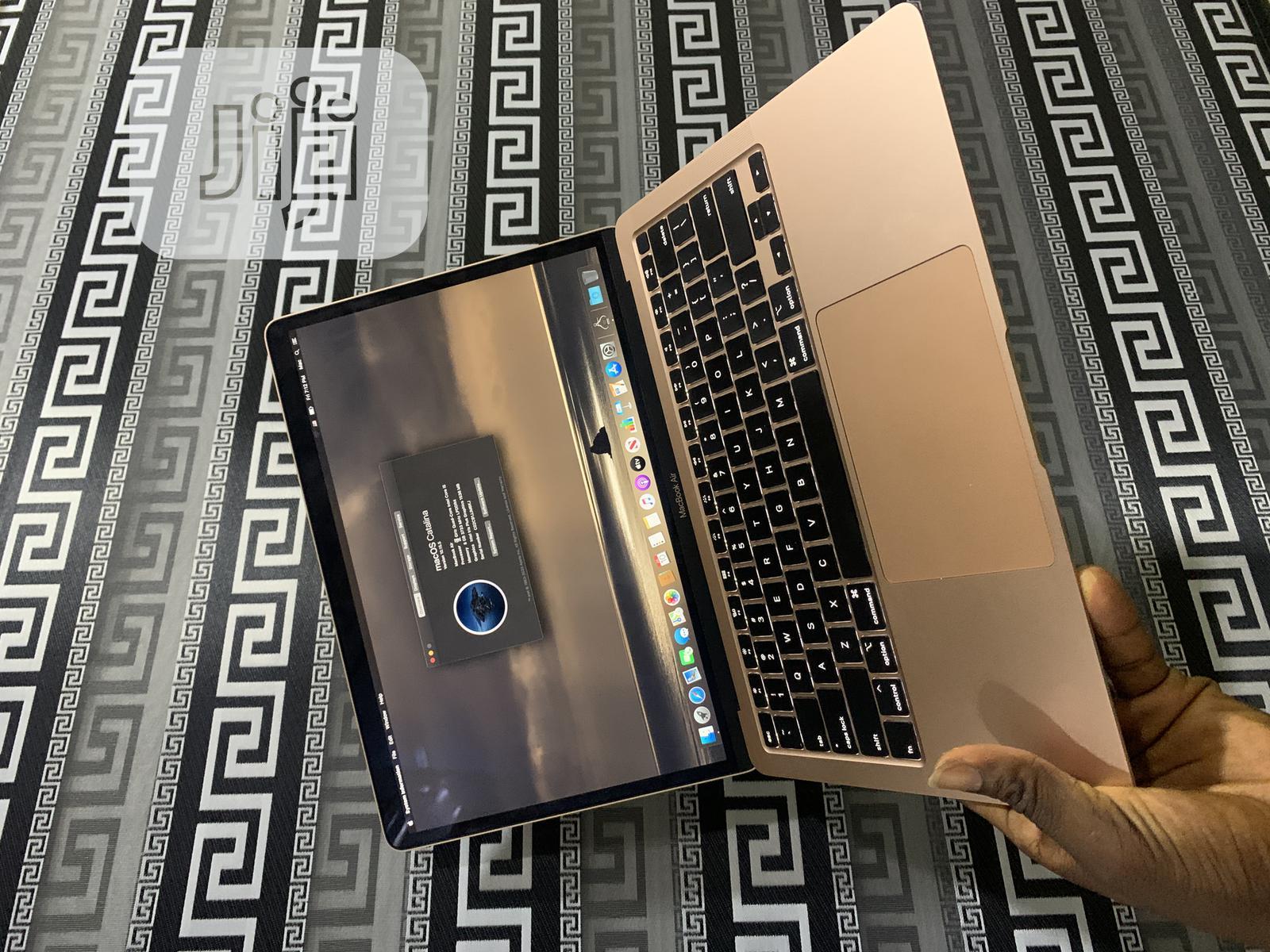 Laptop Apple MacBook Air 8GB Intel Core i5 SSD 512GB   Laptops & Computers for sale in Ikeja, Lagos State, Nigeria