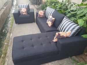 Modern Design L Shape With Single   Furniture for sale in Lagos State, Epe