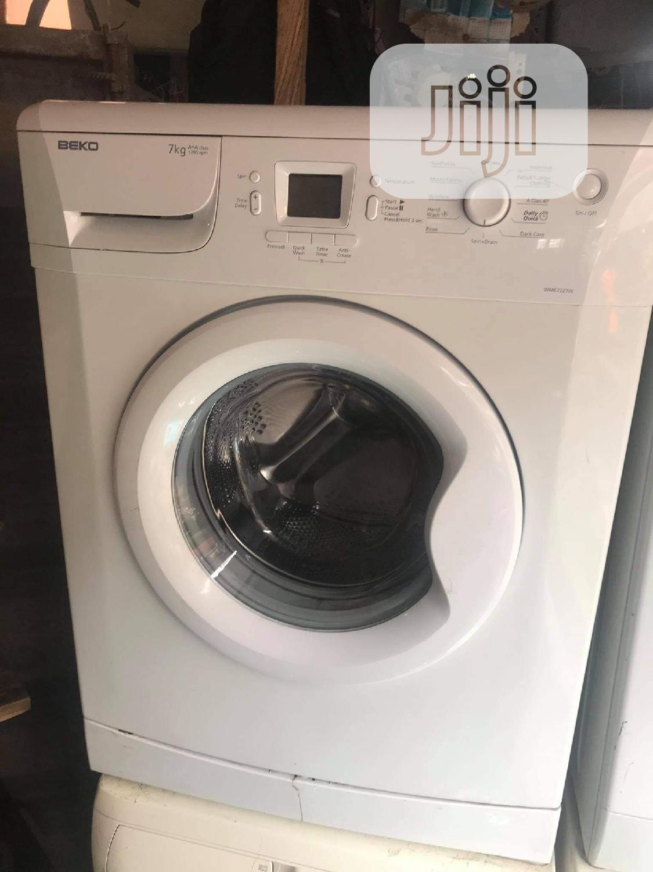 Beko Free Standing Washing Machine 7kg | Home Appliances for sale in Ikeja, Lagos State, Nigeria