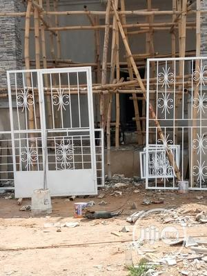 Wrought Iron Burglary Proof   Building Materials for sale in Abuja (FCT) State, Lugbe District