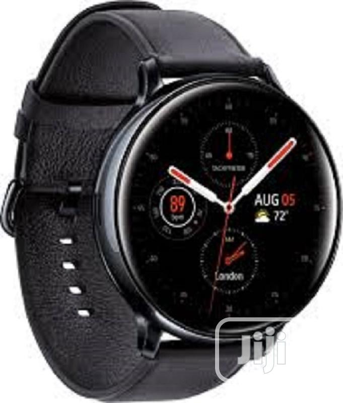 Samsung Galaxy Watch Active2 Lte Smartwatch Stainless Steel