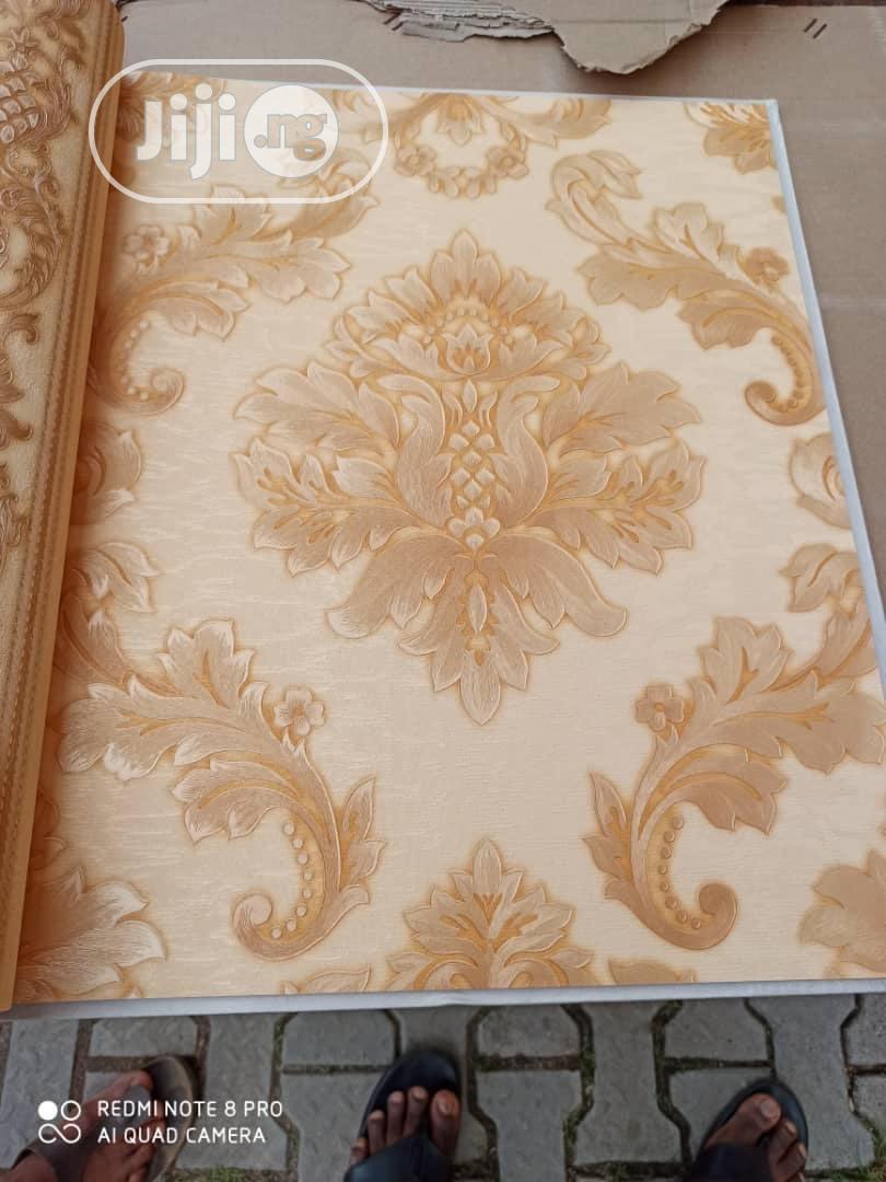 Archive: Wall Paper And Wall Panel Decor
