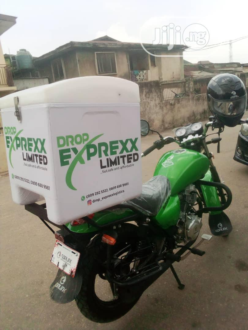 Dispatch Riders Urgently Needed