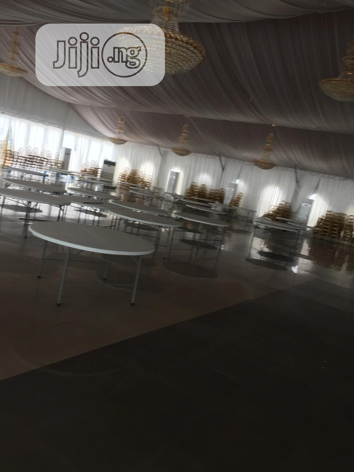 Archive: An Awesome Event Centre At GRA For Rent