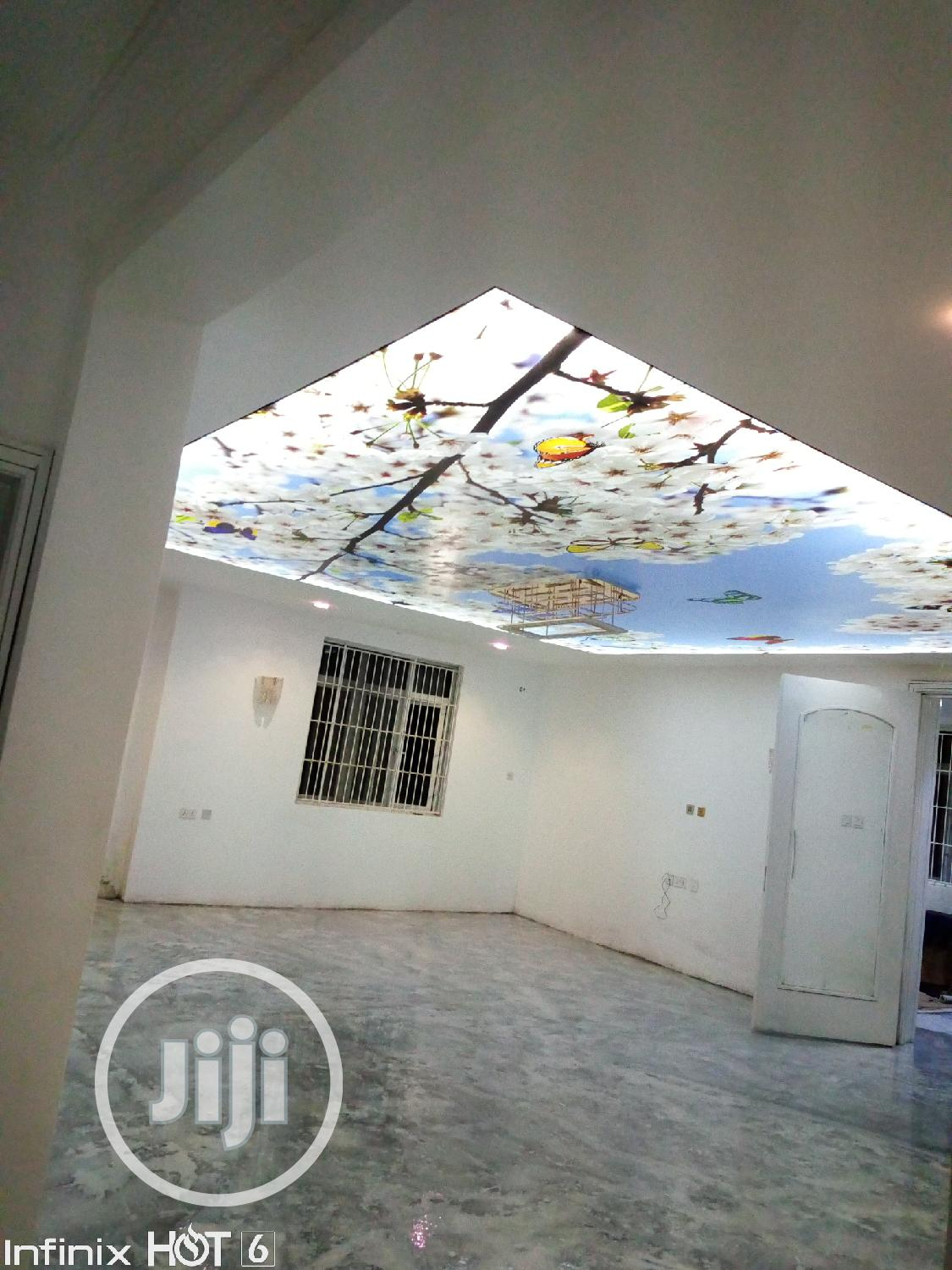 3D Stretch Ceiling | Building & Trades Services for sale in Surulere, Lagos State, Nigeria