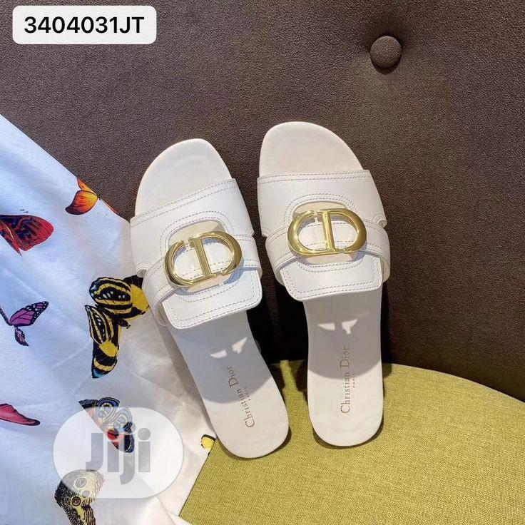 Christian Dior Ladies Slippers