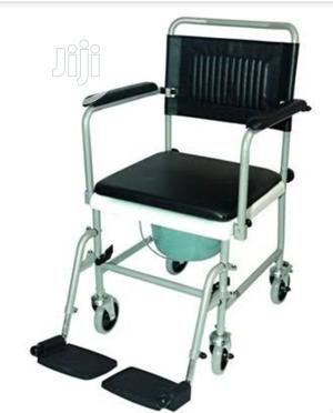 Transport Commode Wheelchair(Tokunbo) | Medical Supplies & Equipment for sale in Lagos State, Lagos Island (Eko)