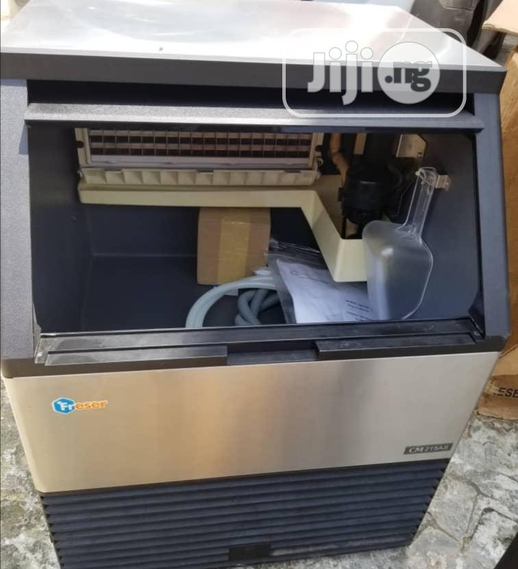 90 Cube Ice Cube Machine