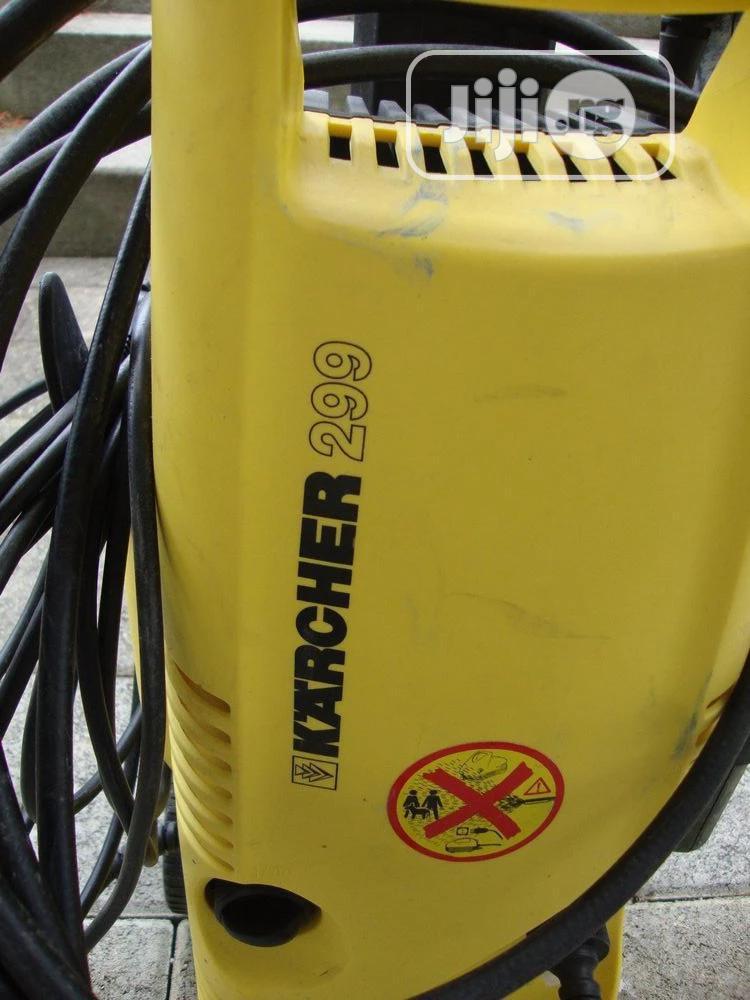 Karcher 299M High Pressure Washer   Garden for sale in Ikeja, Lagos State, Nigeria