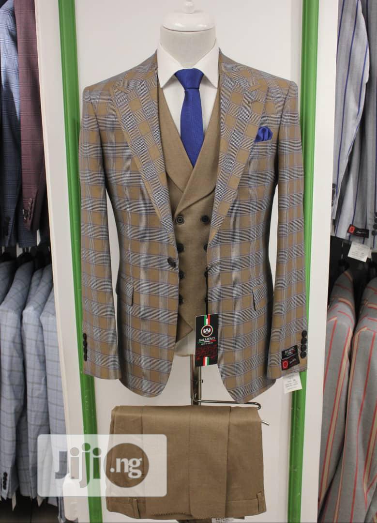 Turkish Quality Men Suit