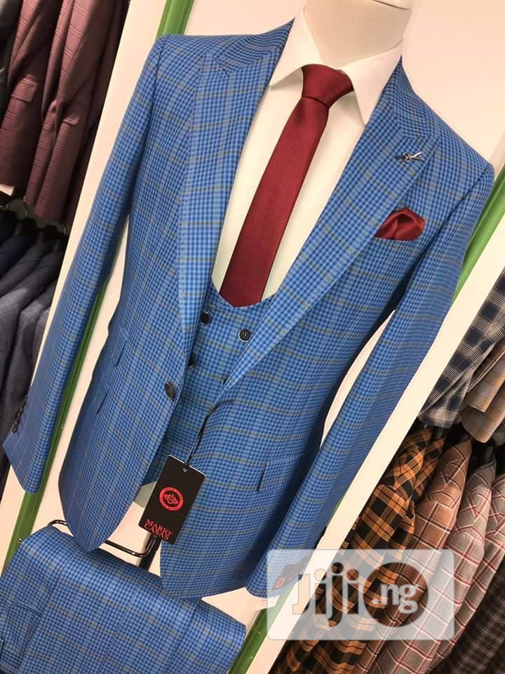 Latest Turkish Men Suit | Clothing for sale in Lagos Island (Eko), Lagos State, Nigeria