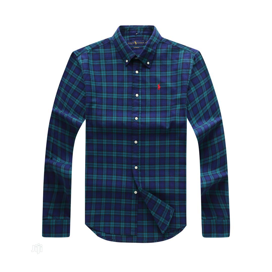 Poloralph Mens Cooperate Shirt
