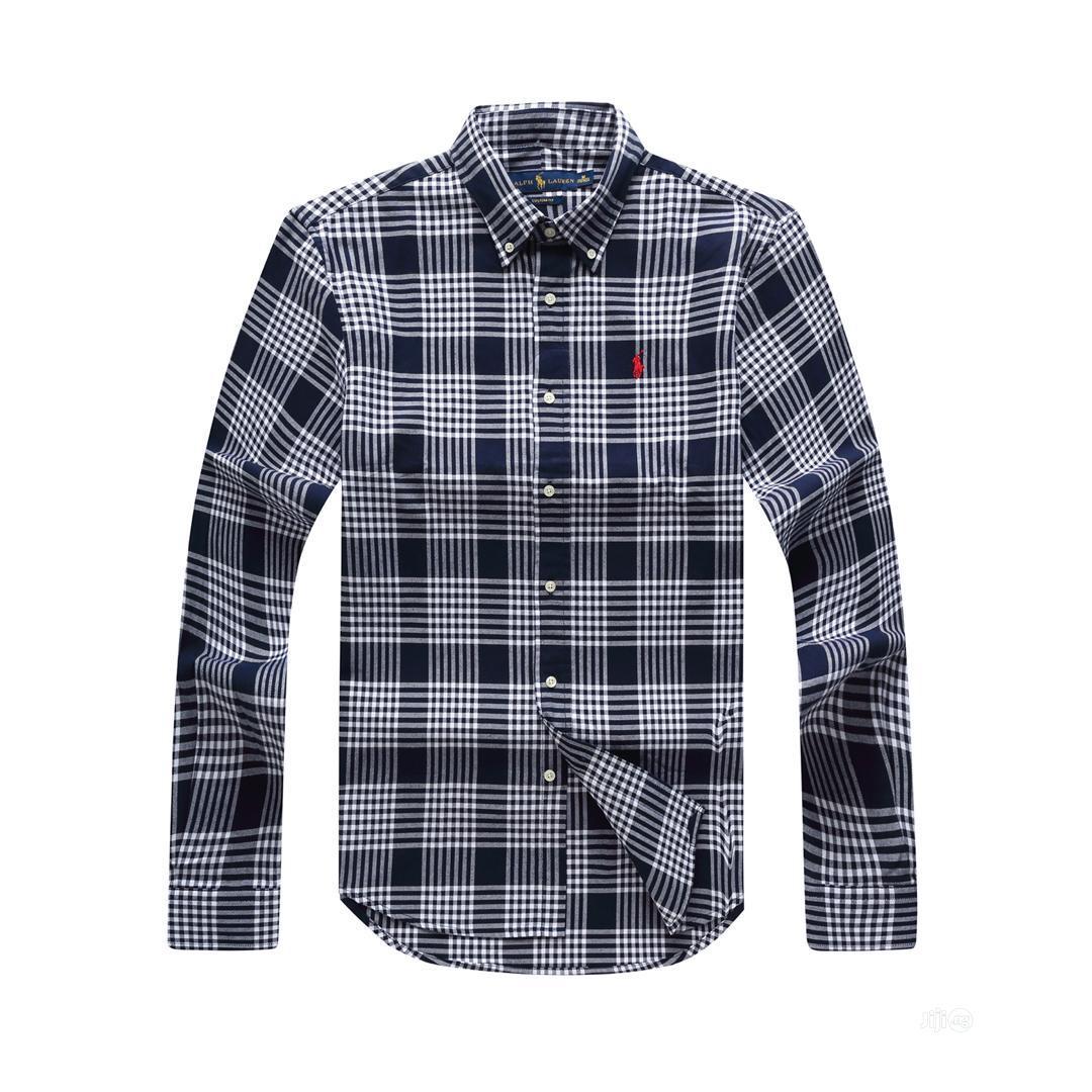 Poloralph Mens Cooperate Shirt | Clothing for sale in Lagos Island (Eko), Lagos State, Nigeria