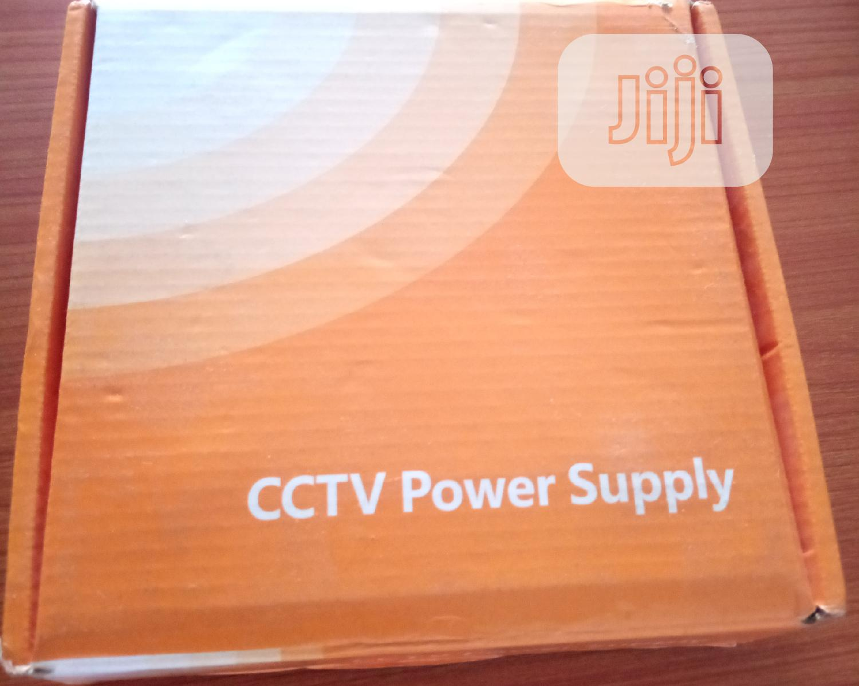 4ch Cctv Power Supply